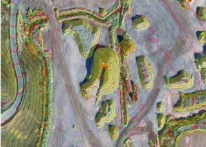 topografia con drones